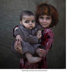 Children of War...